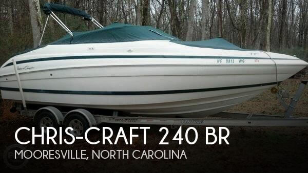 Used Chris-Craft Boats For Sale in North Carolina by owner | 1999 Chris-Craft 240 BR