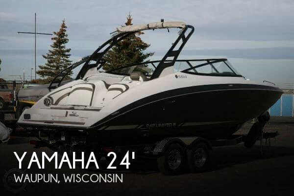 Used Boats For Sale in Wisconsin by owner | 2015 Yamaha 242 Limited S
