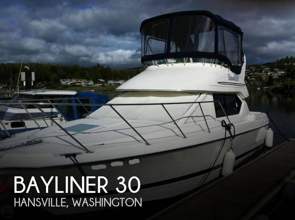 Used Bayliner Boats For Sale in Washington by owner | 2005 Bayliner 30