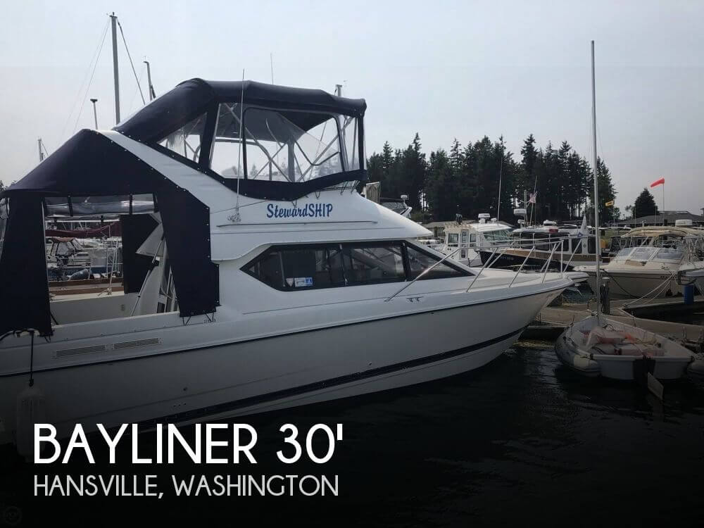 Bayliner | New and Used Boats for Sale in Washington