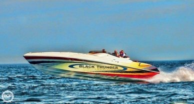 Black Thunder 460 XT EC Limited Edition, 46', for sale - $140,000