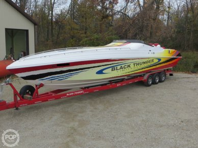 Black Thunder 460 XT EC Limited Edition, 460, for sale - $140,000
