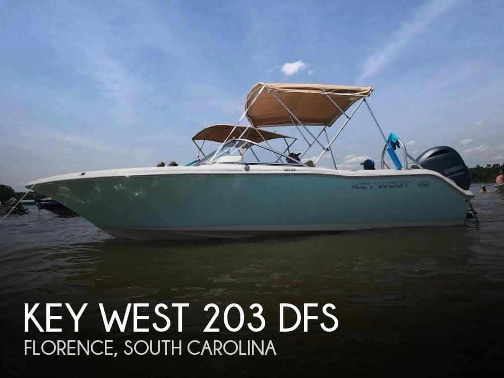 Used Key West Boats For Sale by owner | 2017 Key West 20