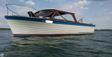 Lyman 26 Cruisette, 26', for sale - $18,000