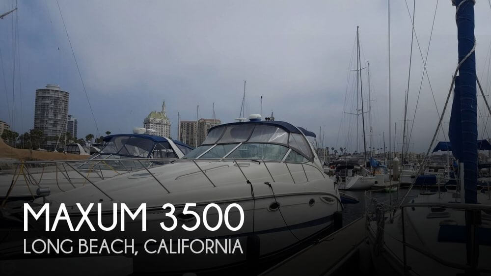 Used Maxum Boats For Sale by owner | 2005 Maxum 3500