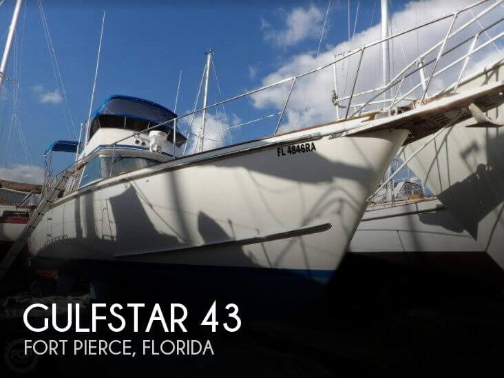 Used Gulfstar Boats For Sale by owner | 1976 Gulfstar 43