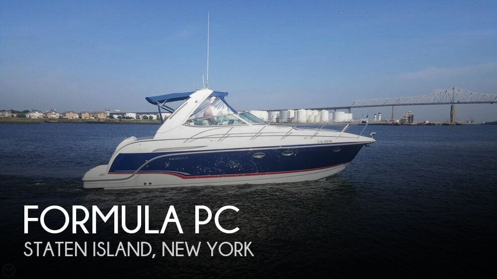 Used Boats For Sale in Trenton, New Jersey by owner | 2007 34 foot Formula PC