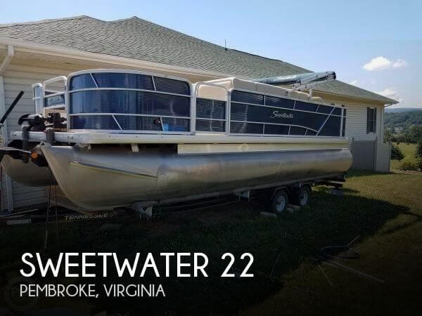2015 SWEETWATER 2186 FC for sale