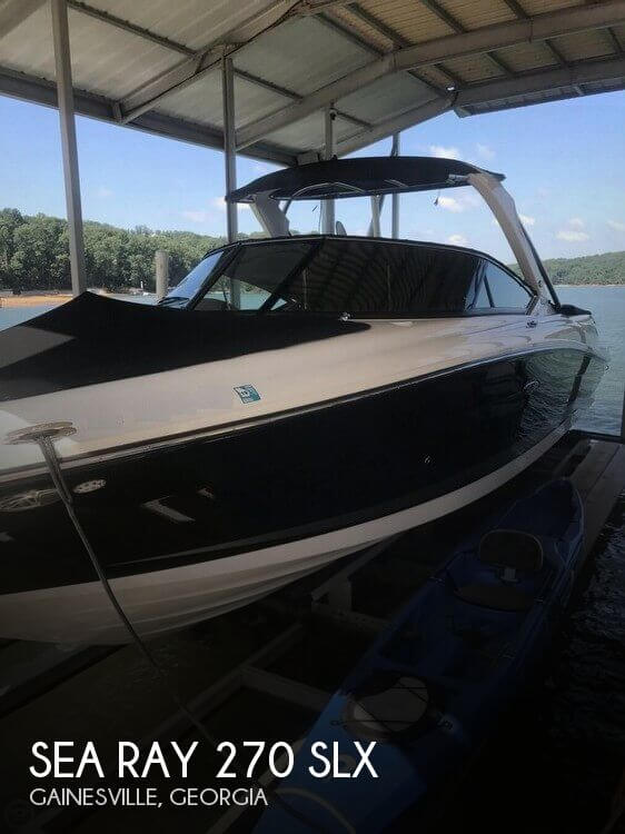 Used Sea Ray 28 Boats For Sale by owner | 2012 Sea Ray 28