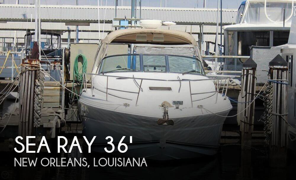 Used Boats For Sale in New Orleans, Louisiana by owner | 2004 Sea Ray 36