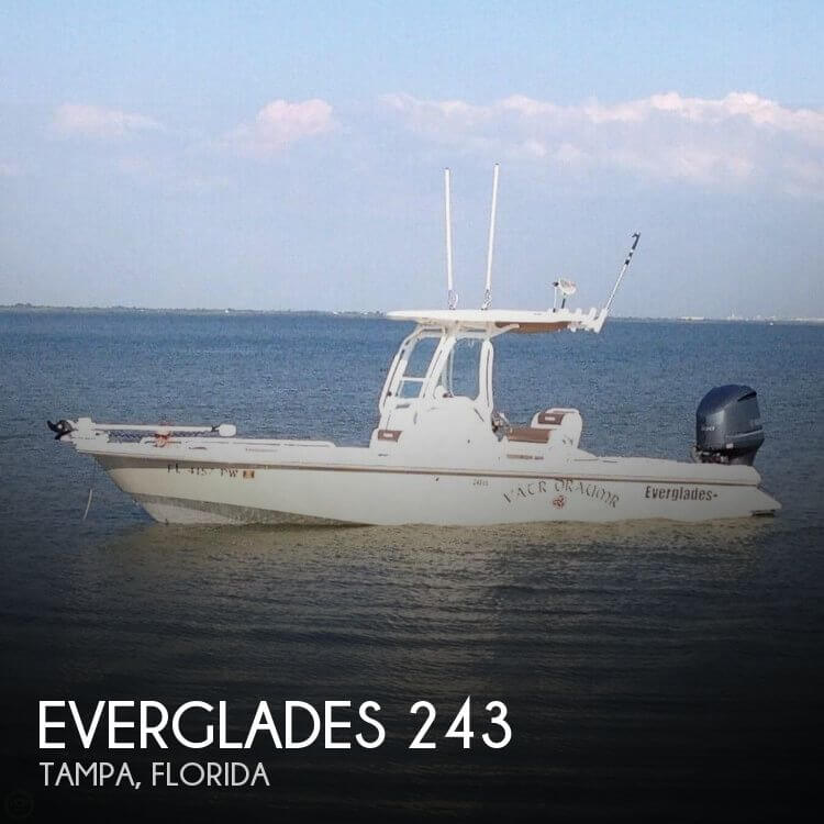 Used Everglades Boats For Sale by owner | 2012 Everglades 24