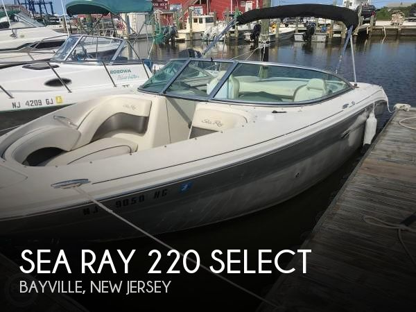 Used Sea Ray 22 Boats For Sale by owner | 2007 Sea Ray 220 Select