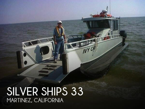 Used Boats For Sale in Vallejo, California by owner | 2003 Silver Ships 33