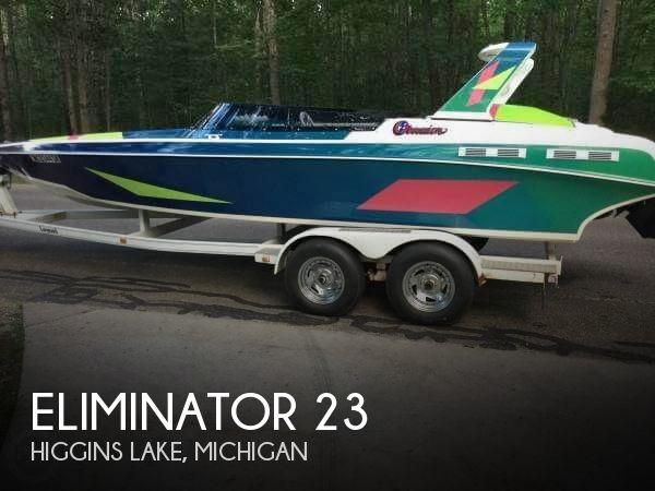 Used ELIMINATOR Boats For Sale by owner | 1994 Eliminator 23