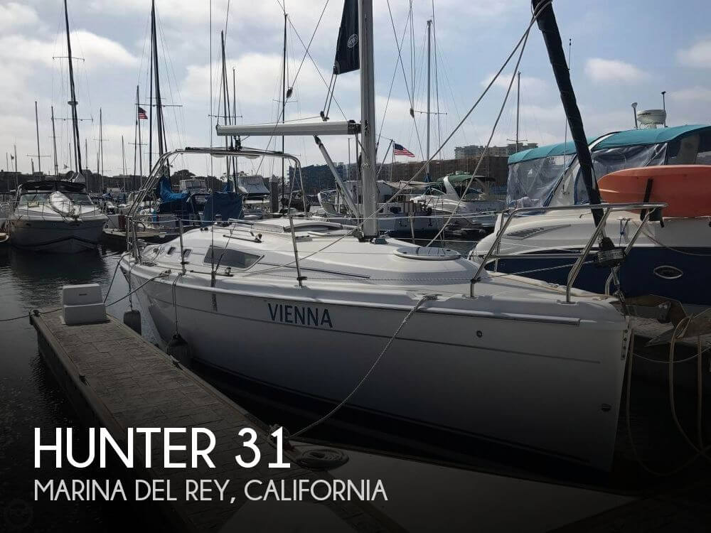Used Hunter Sailboats For Sale in California by owner | 2006 Hunter 31