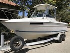 1997 Seaswirl Striper 2150 - #1