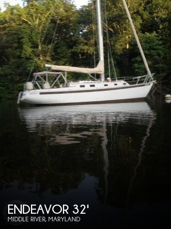 Used Boats For Sale by owner | 1977 Endeavor 32
