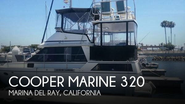 Used Cooper Marine Boats For Sale by owner | 1989 Cooper Marine 32