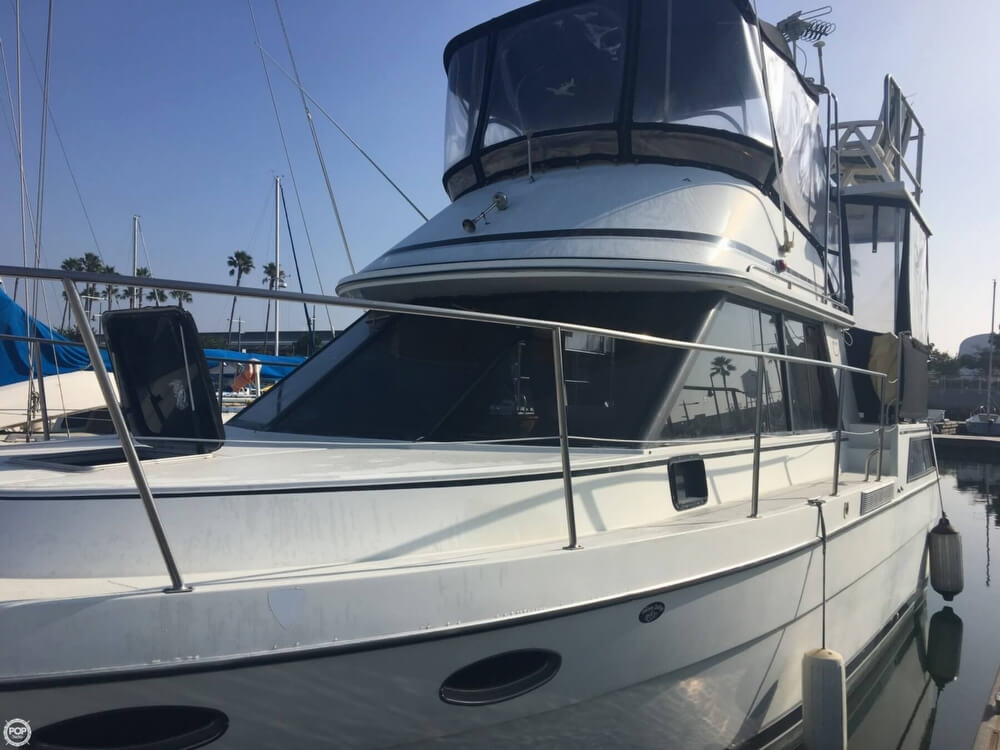 1989 Cooper Marine boat for sale, model of the boat is Prowler Sundeck 320 & Image # 34 of 40