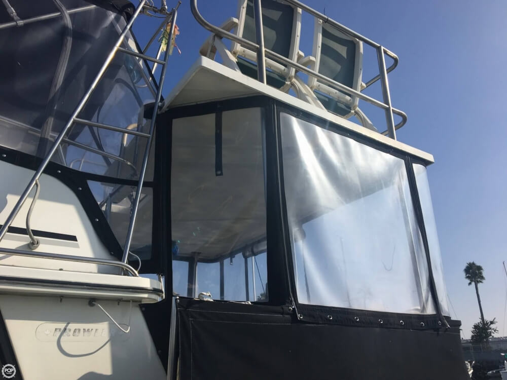 1989 Cooper Marine boat for sale, model of the boat is Prowler Sundeck 320 & Image # 7 of 40