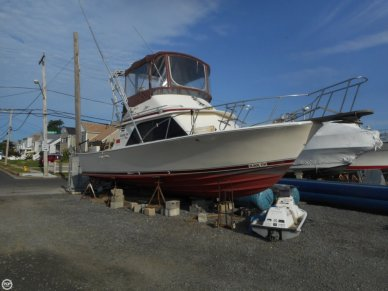 Blackfin 32 FB, 32', for sale - $25,500