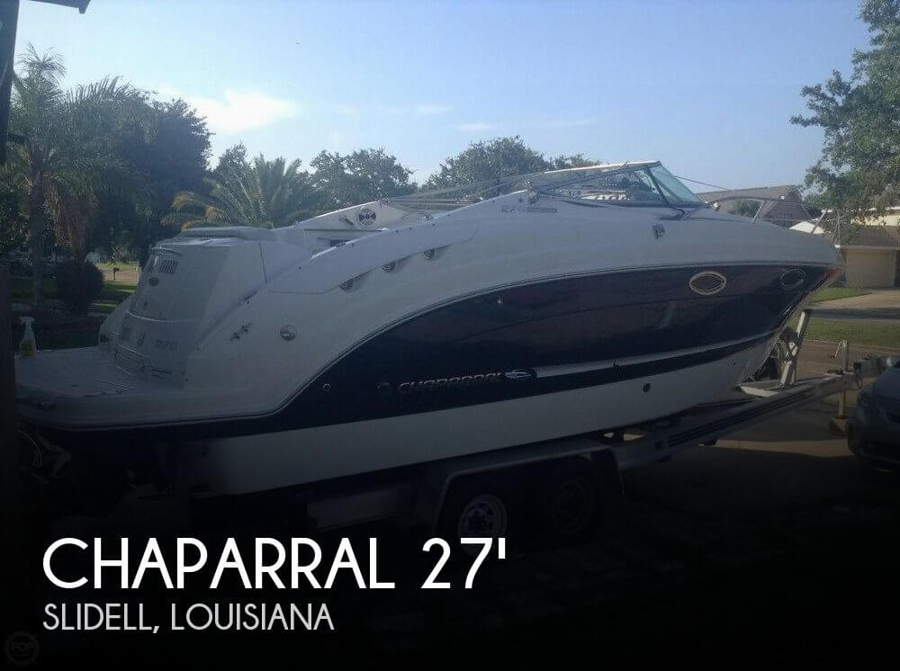 Used Chaparral 27 Boats For Sale by owner | 2011 Chaparral 27