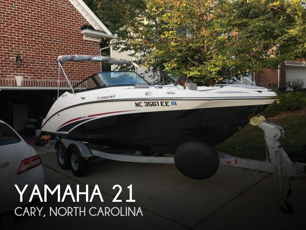Used Boats For Sale in Rocky Mount, North Carolina by owner | 2015 Yamaha 21