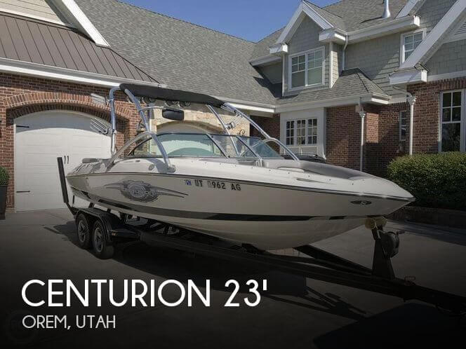 Used Centurion Boats For Sale by owner | 2006 Centurion Enzo SV230