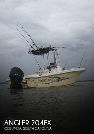 2005 Angler 204FX