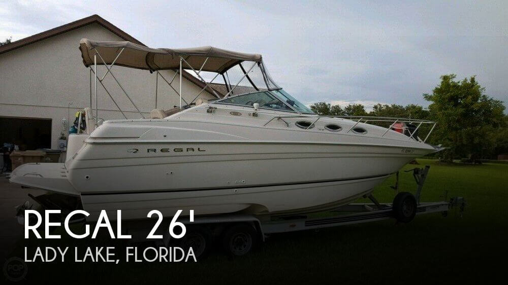 Used Regal 26 Boats For Sale by owner | 2000 Regal 26