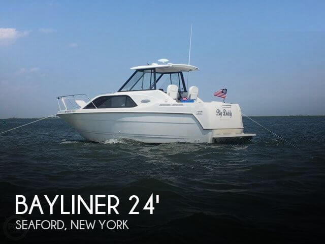 Used Boats For Sale by owner | 2001 Bayliner 24