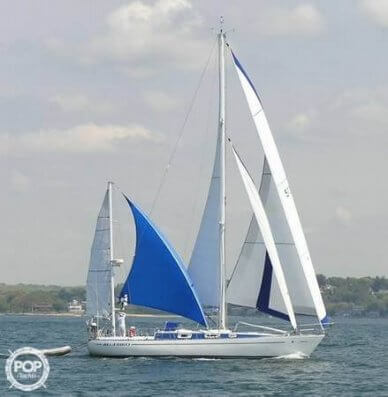 Migrant 45, 44', for sale - $119,000