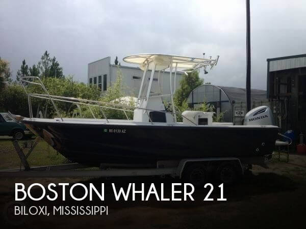 Used Boston Whaler Boats For Sale in Mississippi by owner | 1995 Boston Whaler 21