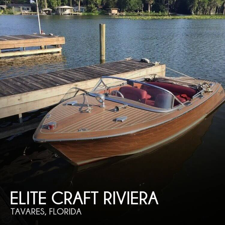 Used Elite Craft Boats For Sale by owner | 1990 Elite Craft 20