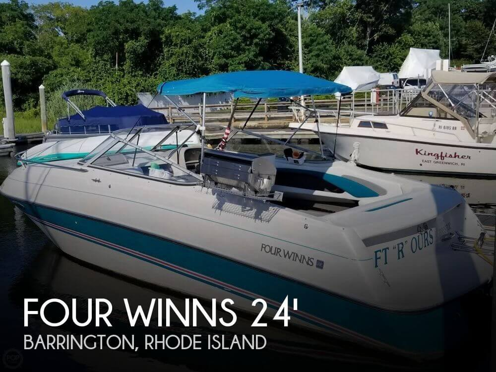 Used Four Winns 24 Boats For Sale by owner   1995 Four Winns 24