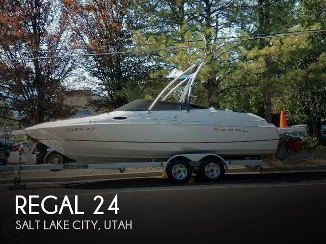 Used Regal 24 Boats For Sale by owner | 2001 Regal 24