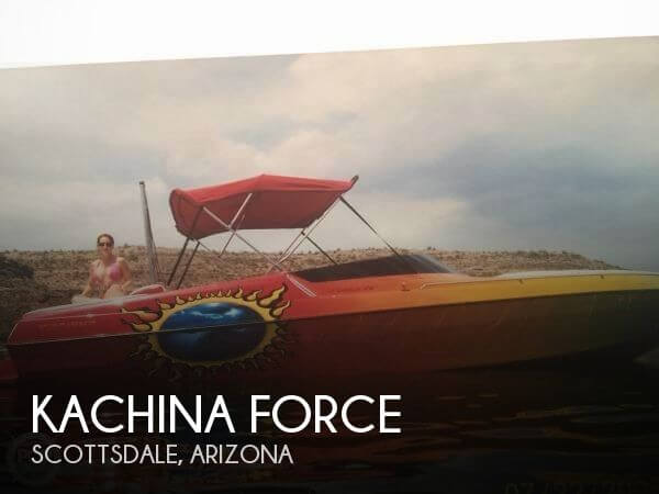 Used KACHINA  Boats For Sale by owner | 2002 Kachina 26