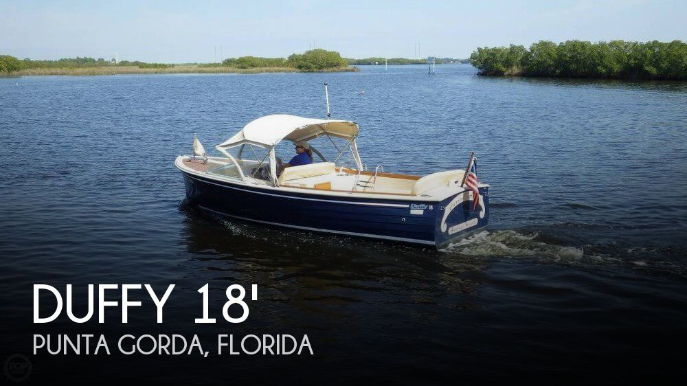Used DUFFY Boats For Sale by owner | 2009 Duffy 18