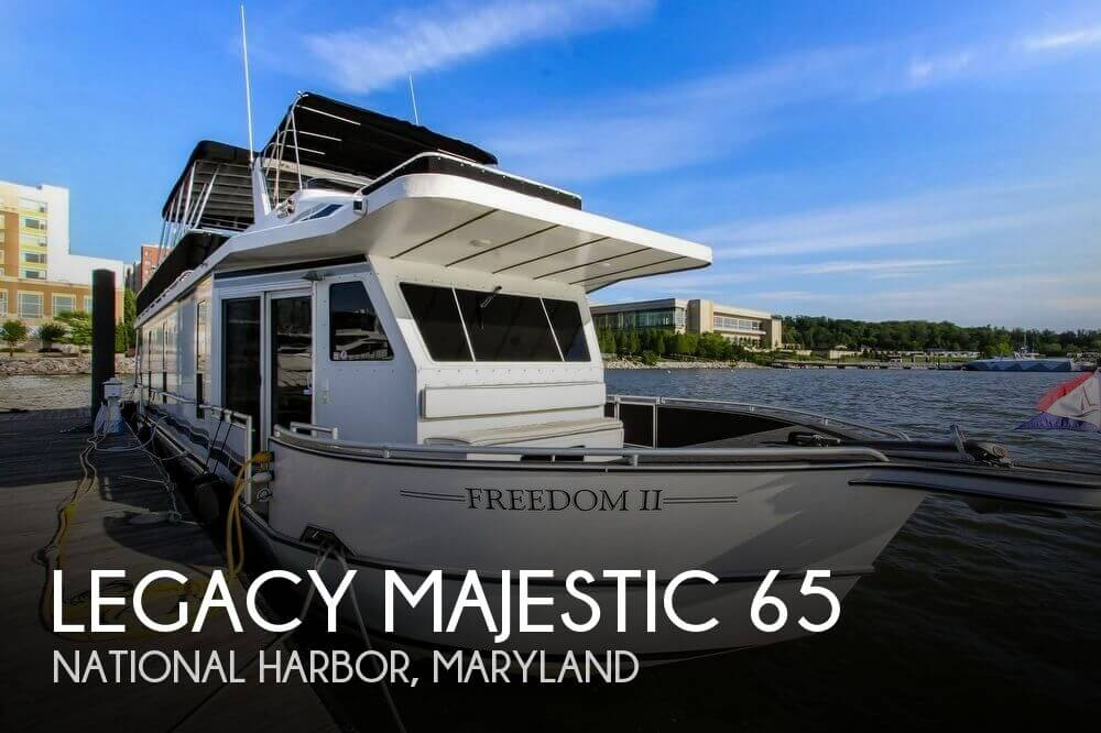 Used Boats For Sale in Maryland by owner | 2007 Legacy 65