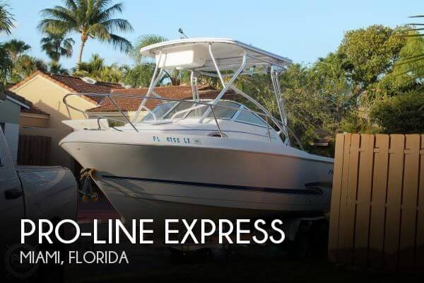 Used Boats For Sale by owner | 2002 Pro-Line 20