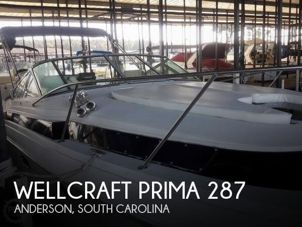 Used Wellcraft 29 Boats For Sale by owner | 1990 Wellcraft 29