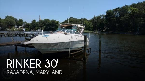 Used Rinker 28 Boats For Sale by owner | 1995 Rinker Fiesta Vee 280