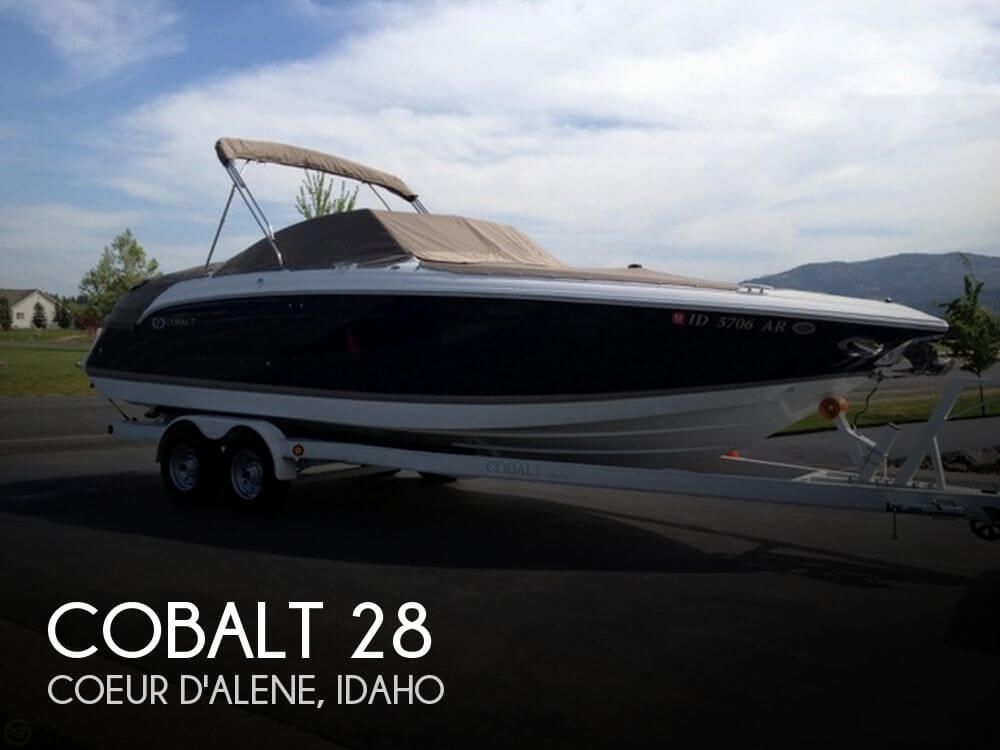 Used Boats For Sale in Spokane, Washington by owner | 2009 Cobalt 276