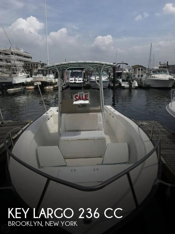 Used Key largo Boats For Sale by owner | 2004 Key Largo 23
