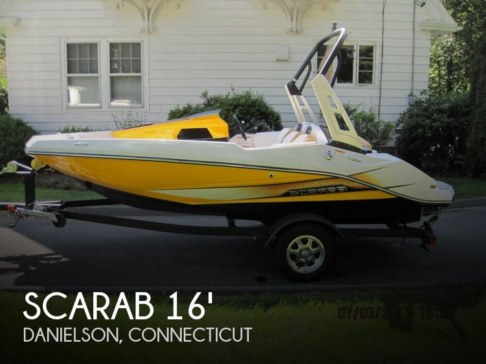 2015 SCARAB 165 HO IMPULSE for sale