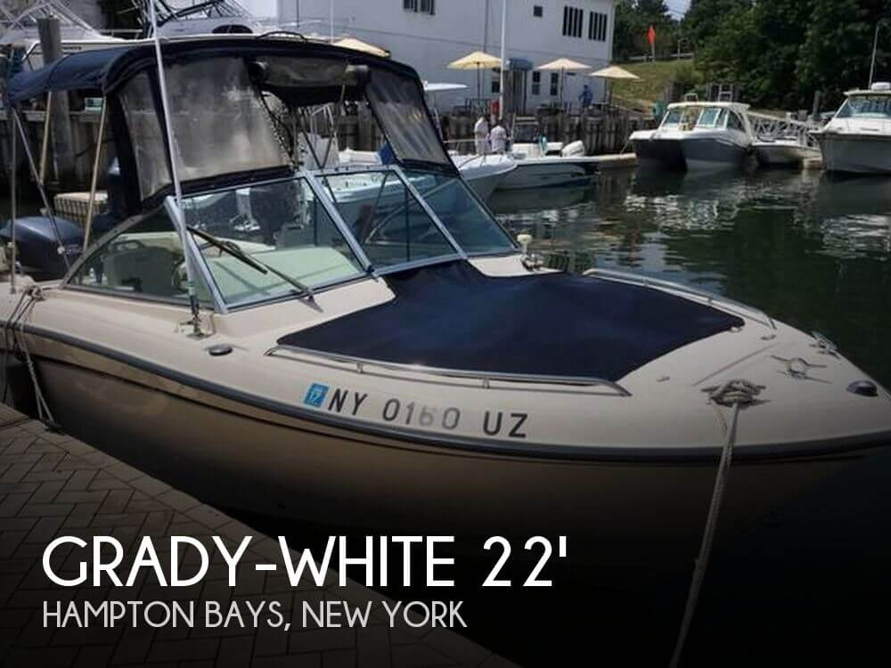 Used Grady-White Boats For Sale by owner | 2002 Grady-White 22