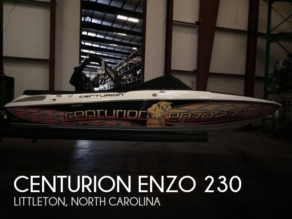 Used Ski Boats For Sale in North Carolina by owner | 2010 Centurion Enzo 230