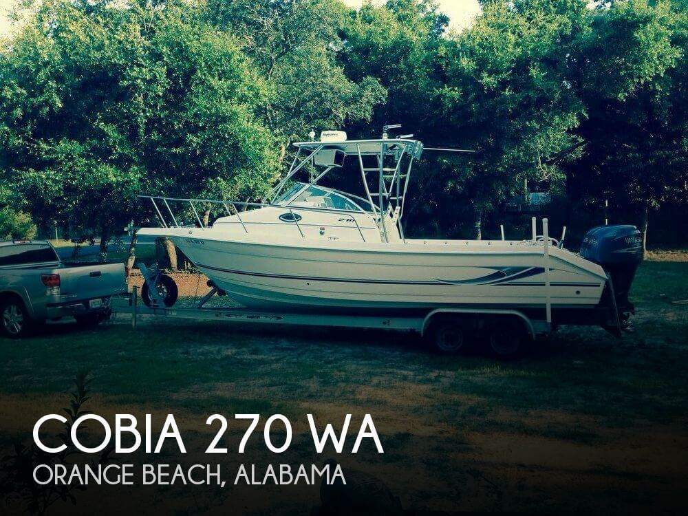 Used Cobia Boats For Sale by owner | 2005 Cobia 27