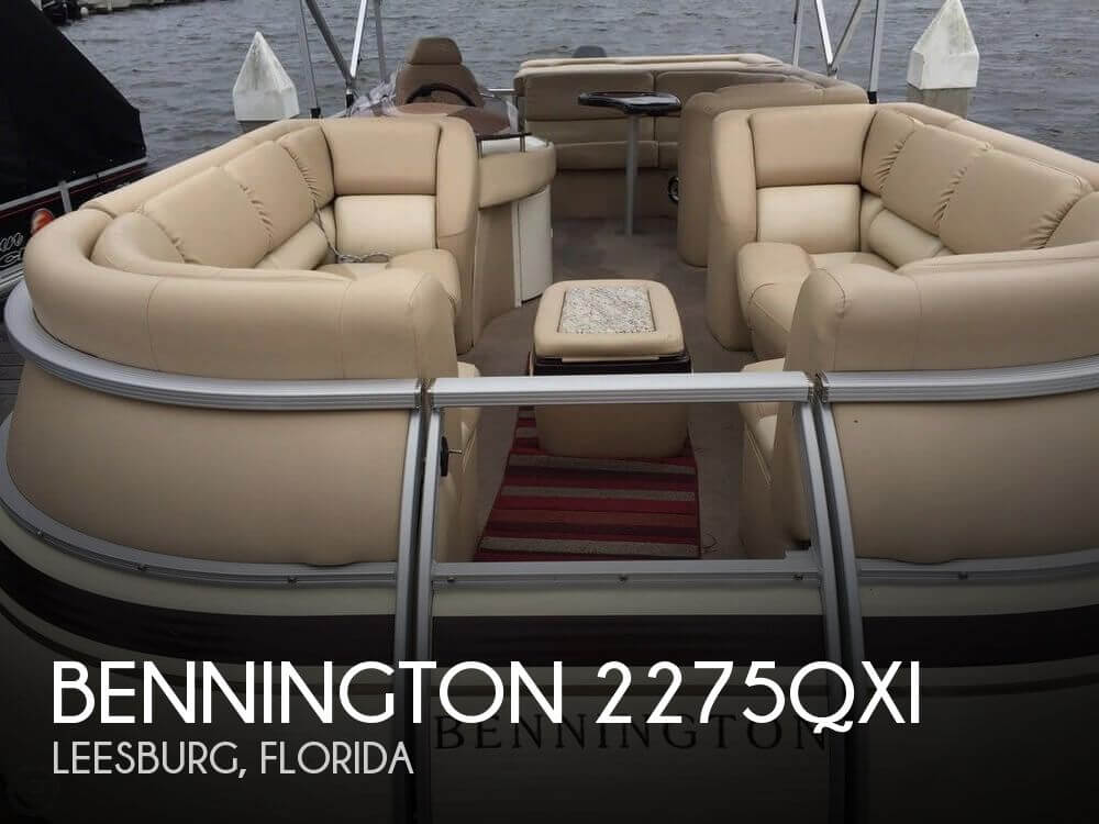 Used Bennington Pontoon Boats For Sale by owner | 2008 Bennington 23