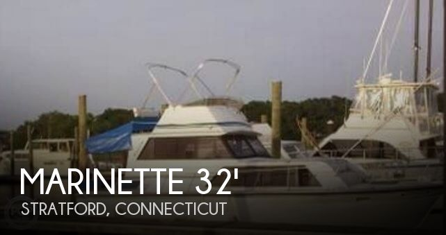 Used Marinette Boats For Sale by owner | 1989 Marinette 32